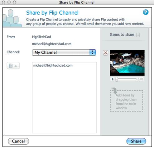 flip ultra hd software