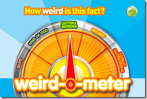 "Post image for ""Weird But True"" iOS App Educates in a Fun Way"