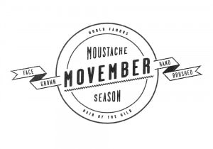 Post image for Growing a Mustache in November for #Movember (Or in my case – Facial Hair) – Men's Cancer Awareness
