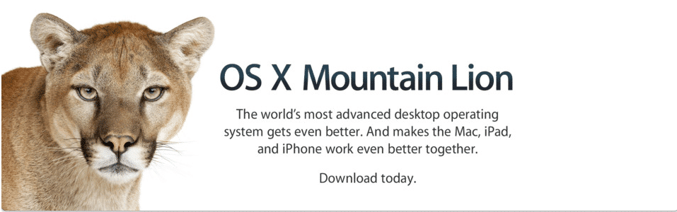 Mountain-lion-install