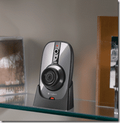 Post image for The Logitech Alert 700n Indoor Camera Gives You a Day or Night View into your Home or Business