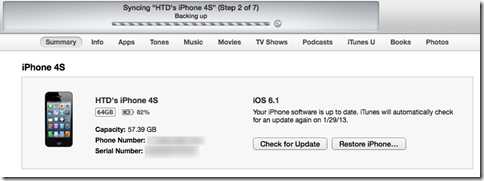 Post image for Apple Posts iOS 6.1 Release – Here's What's New & How to Update!