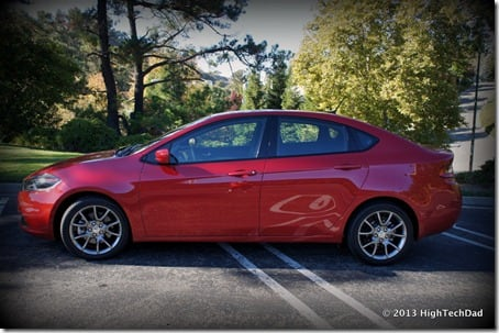 The 2013 Dodge Dart Rallye