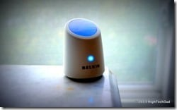 Post image for Remote, Programmatic Home Automation at its Best – the Belkin WeMo