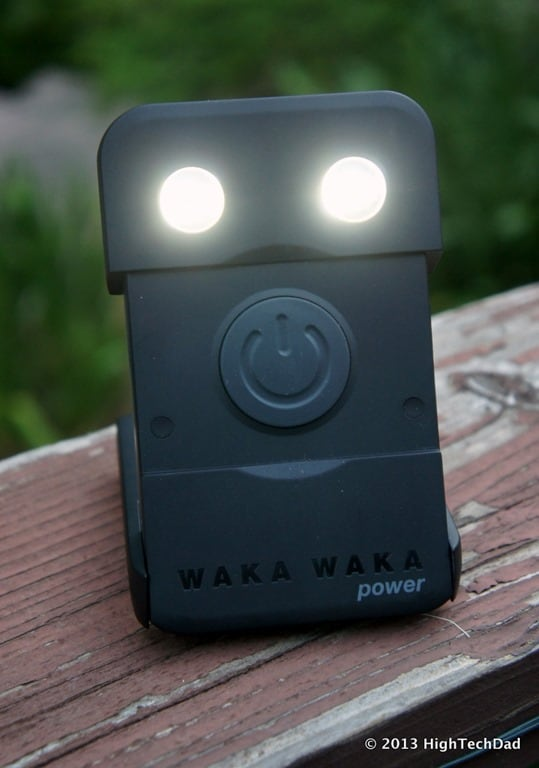 Using the Sun to Power your Gadgets & Light the Way - WAKAWAKA POWER