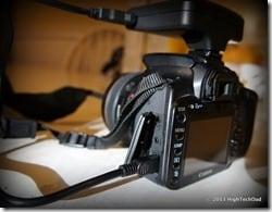 iUSBportCamera connection