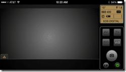iUSBportCamera iPhone view camera control