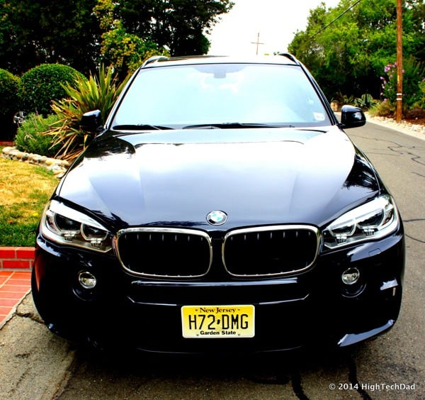 Bmw Xdrive35i Price: Running Flat But In Style