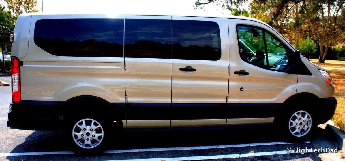 Ford Transit 250 >> A Surprisingly Good Vacation Van: 2015 Ford Transit Wagon XLT - HighTechDad™