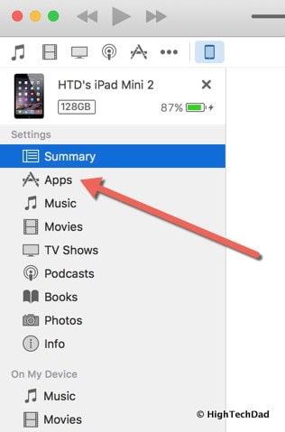 HTD OpenVPN & NETGEAR - iTunes App Menu