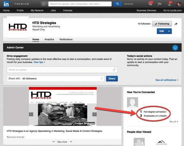 HTDS linkedin profile - HighTechDad™