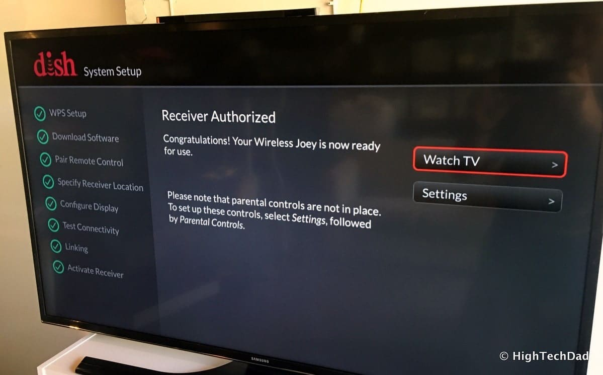 How To Hook Up A Dish Wireless Joey Extend Your Viewing Without Work Hd Wiring Diagram Free Picture Its Incredibly Easy The Nice Thing Is Once You Have Linked With Hopper Wap Can Unplug And Move It Around