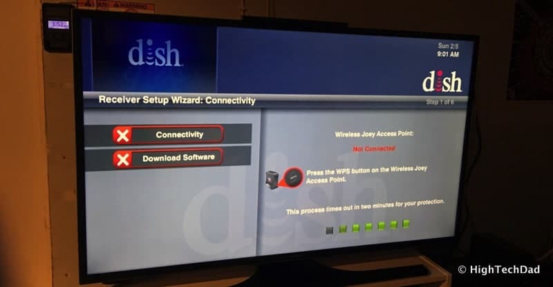 HTD - How To Set Up a DISH Wireless Joey - screen 2