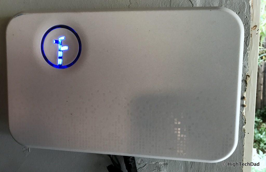 Rachio Smart Sprinkler Controller Review - controller