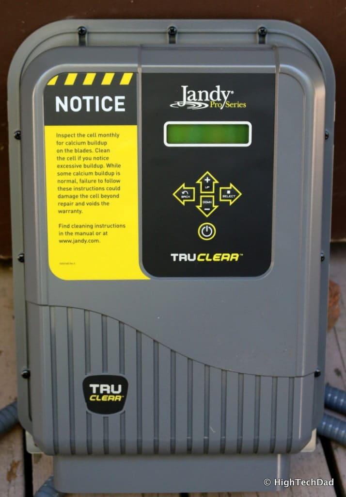 Jandy Pro Truclear R Chlorinator The Brains