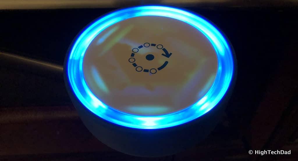 Fingbox Review - glowing rings