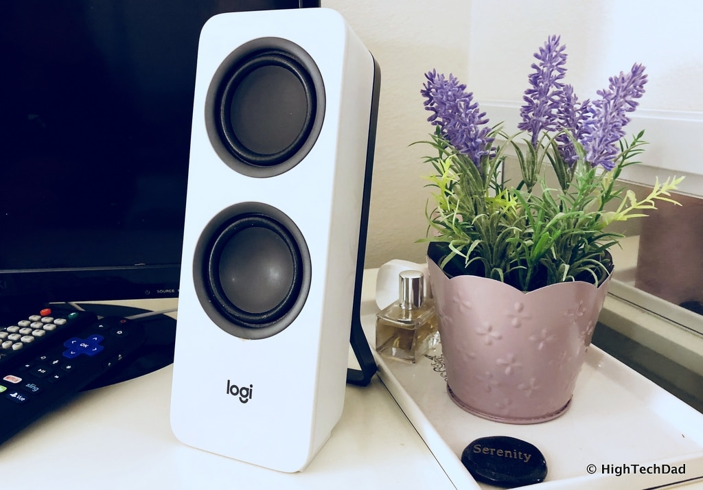 Got a Flatscreen TV with Crappy Sound? Try these Inexpensive Logitech Speakers