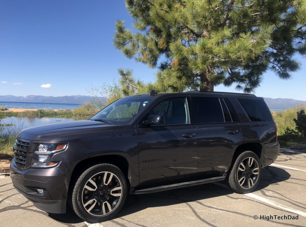 2018 Chevy Tahoe - by Lake Tahoe