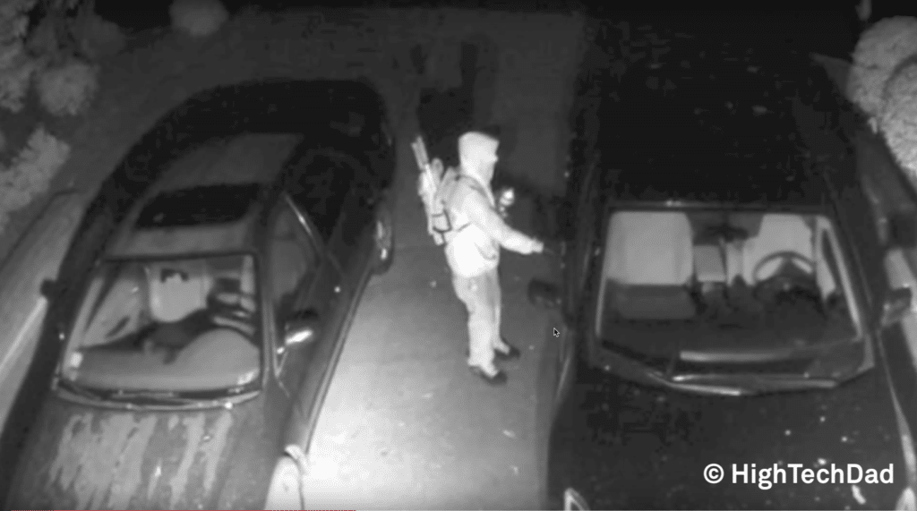 HTD Car Break-in