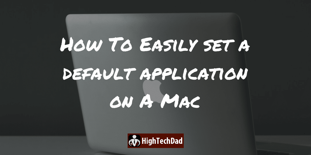 How To Set the Default Apps (Email, Browser, RSS) on a Mac the EASIEST Way Possible!
