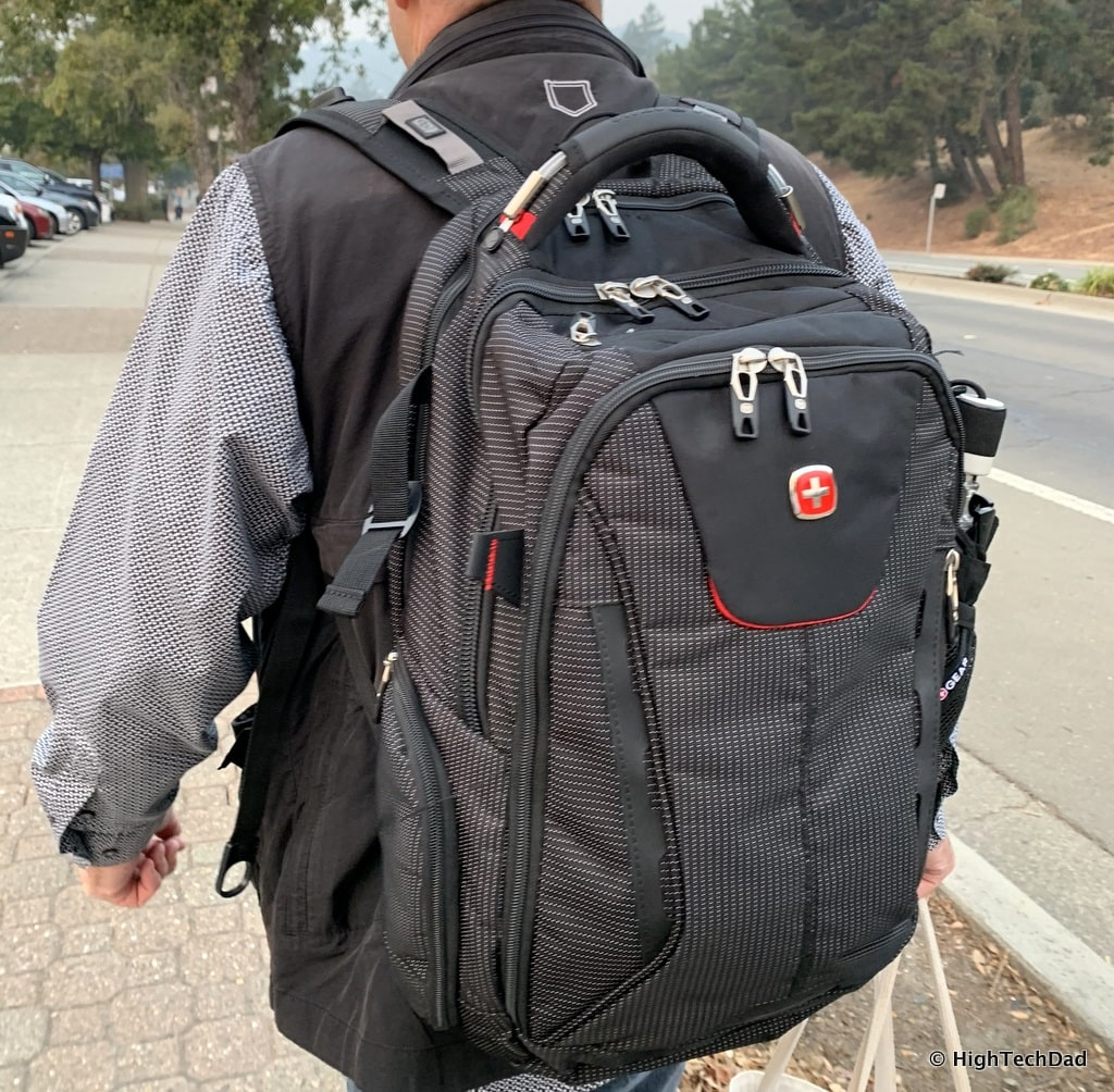 9 Things I Love about the Swissgear 5358 USB ScanSmart Backpack – Review