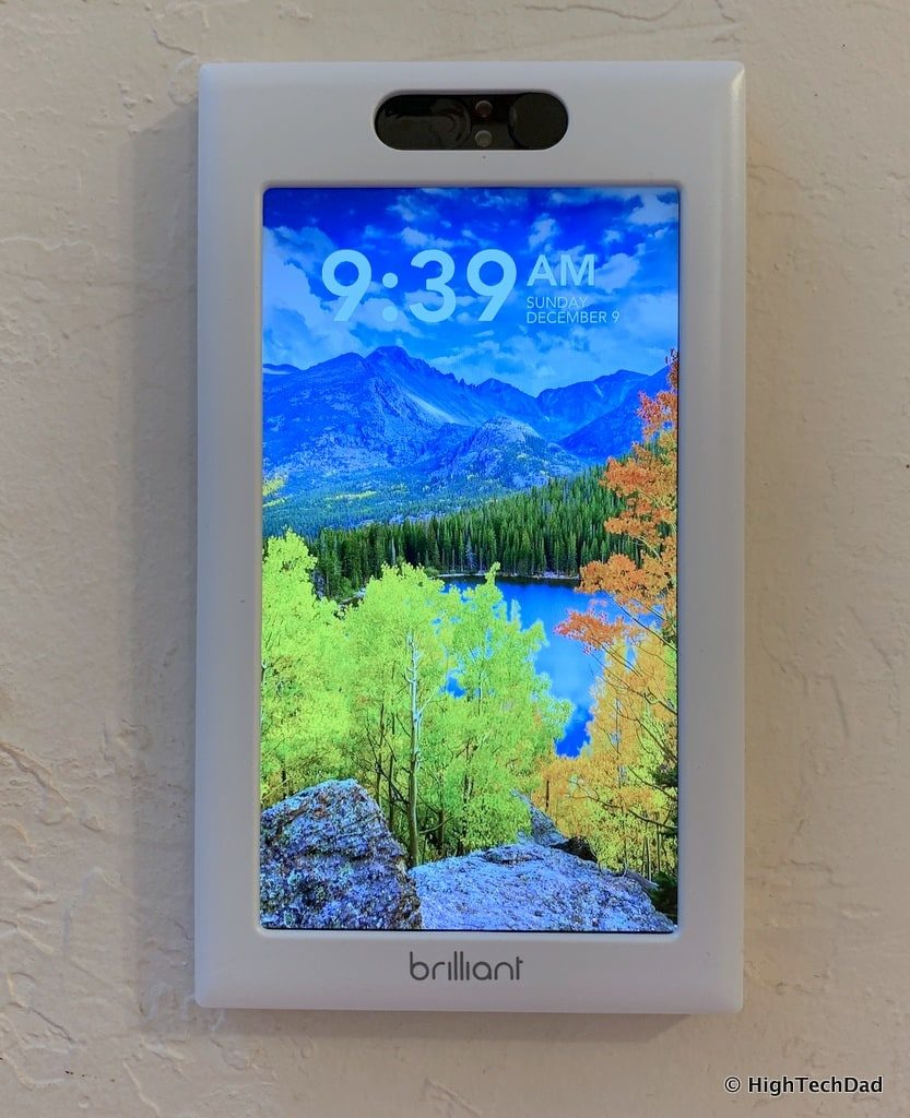 HighTechDad Brilliant Smart Switch Review - nature image